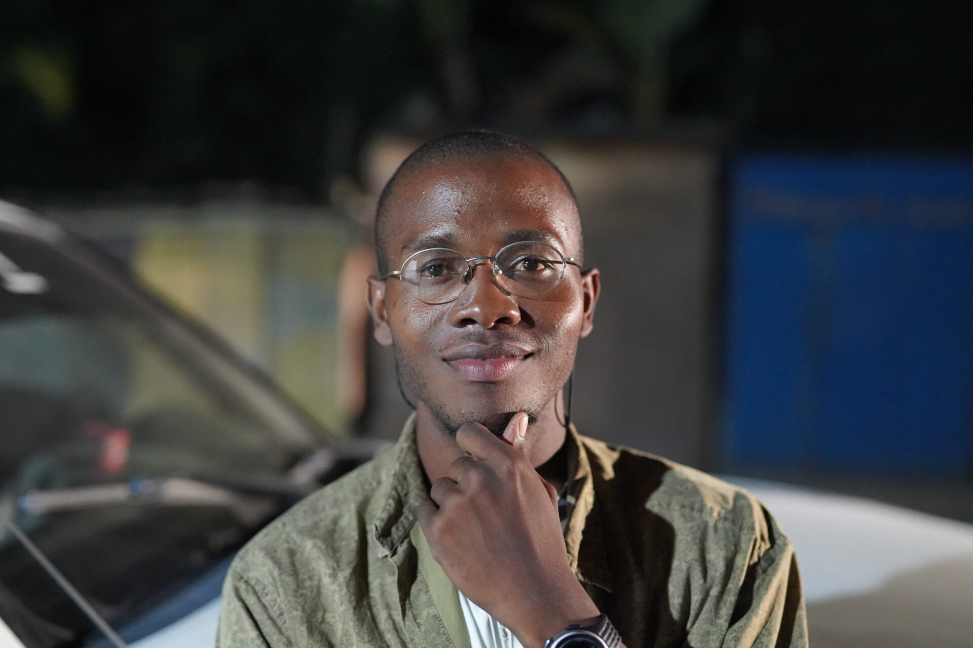 Haitian man Dodley