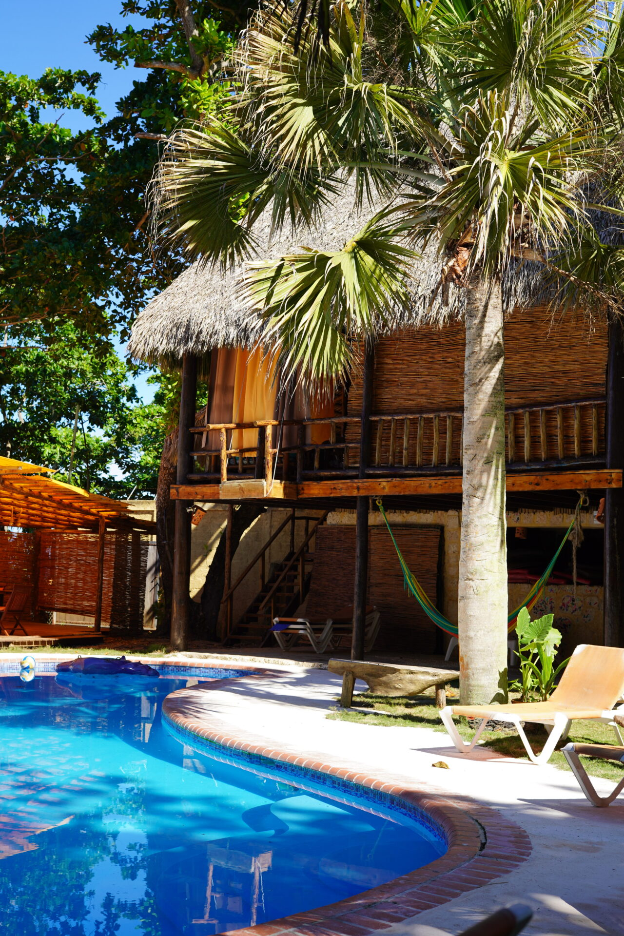 Maravilla Eco Lodge Pool